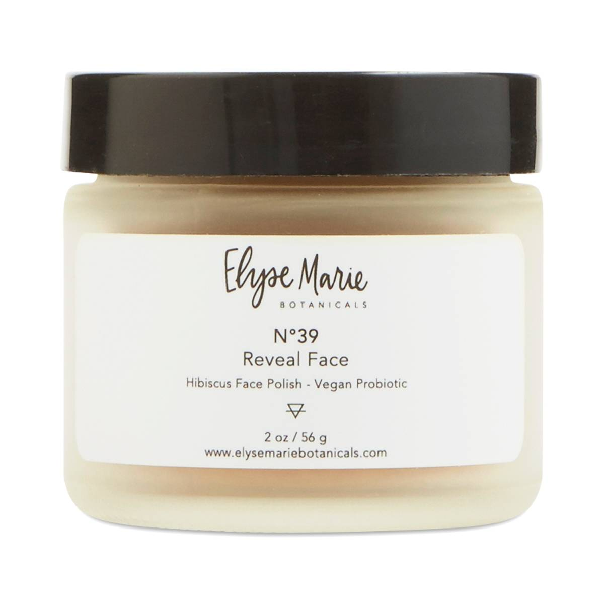 Reveal Face Hibiscus Face Polish By Elyse Marie Botanicals