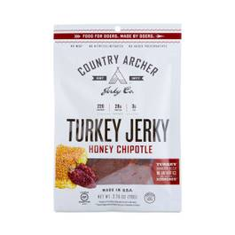 Honey Chipotle Turkey Jerky