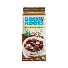Organic Cocoa Cluster Flakes