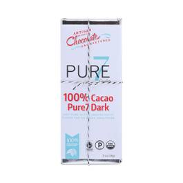 Dark Chocolate Bar - 100% Cacao