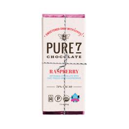 Raspberry Chocolate Bar - 72% Cacao