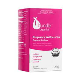 Pregnancy Wellness Tea, Organic Rooibos