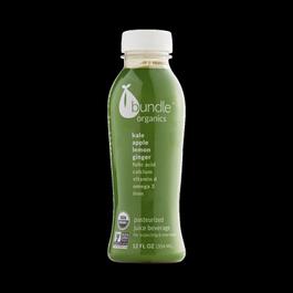 Kale Apple Lemon Ginger Juice for Expecting & New Moms