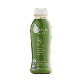 Kale Apple Lemon Ginger Juice for Expecting & New Moms
