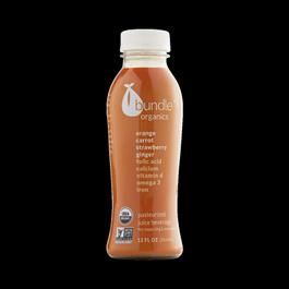 Orange Carrot Strawberry Ginger Juice for Expecting & New Moms