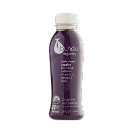 Dark Berry and Veggies Juice for Expecting & New Moms