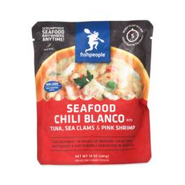 Seafood Chili Blanco