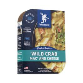 Wild Crab Mac and Cheese