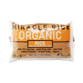 Organic Shirataki Rice