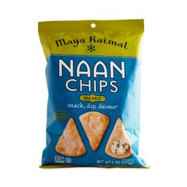 Sea Salt Naan Chips