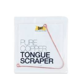Tongue Scraper, Pure Copper