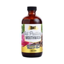 Luscious Rose, Clove & Mint Mouthwash