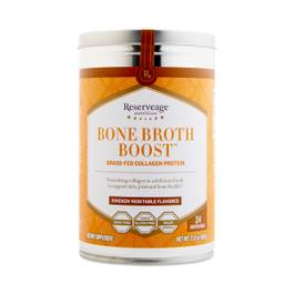 Bone Broth Boost™ Grass Fed Collagen Protein Broth Bags - Chicken Vegetable
