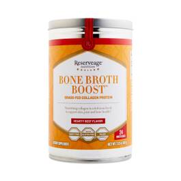 Bone Broth Boost™ Grass Fed Collagen Protein Broth Bags - Hearty Beef