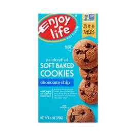 Chocolate Chip Soft Baked Cookies