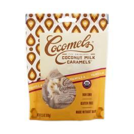 Coconut Milk Caramels, Vanilla