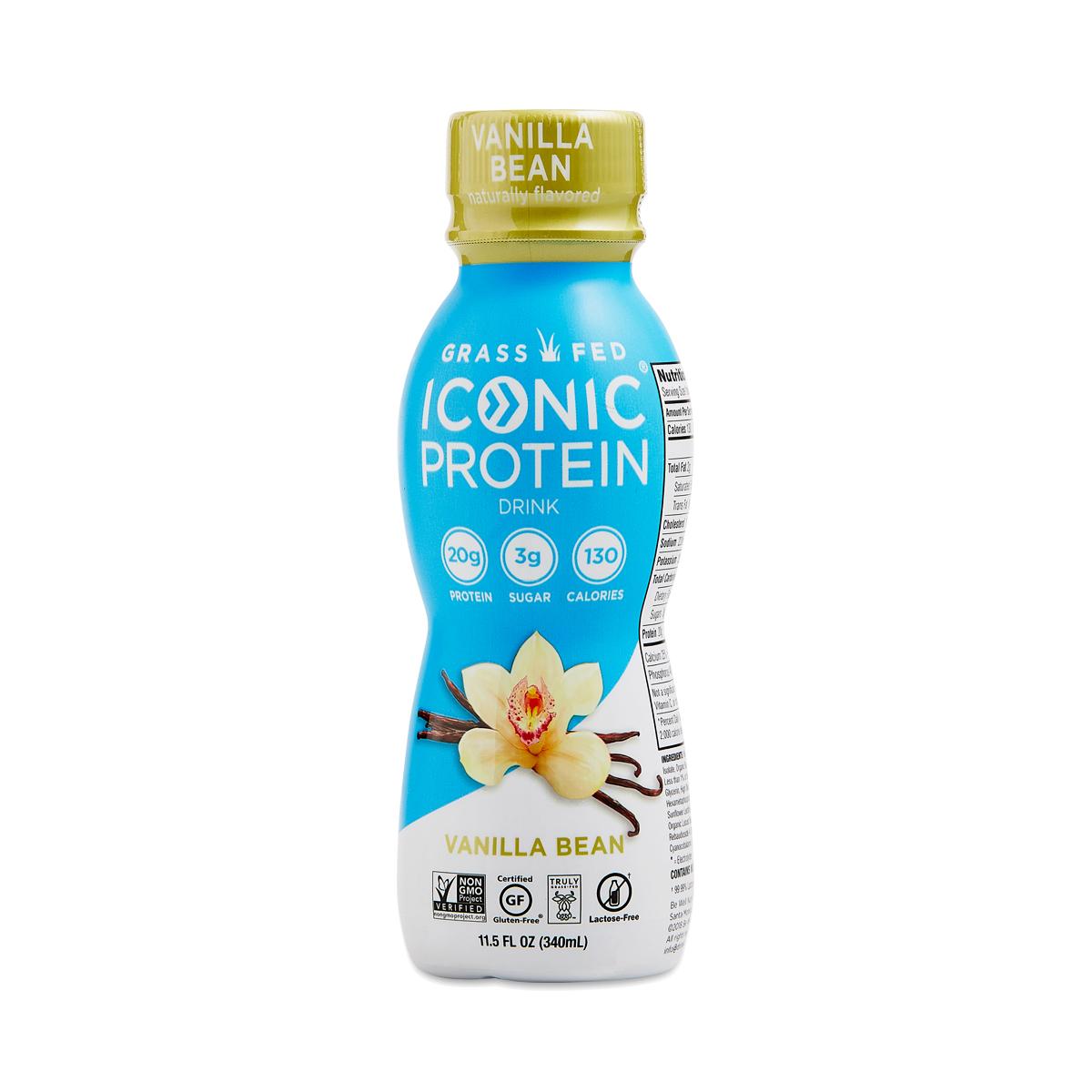 Grass-Fed Protein Drink, Vanilla Bean