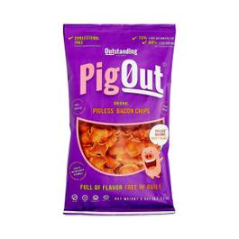 Original Pigless Bacon Chips