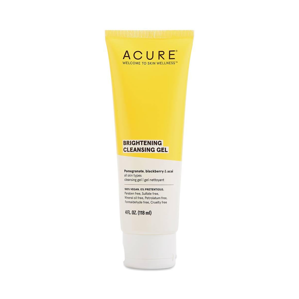 Acure Cleansing Gel