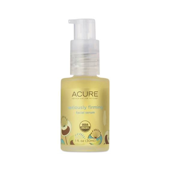 Acure organics seriously firming facial serum review