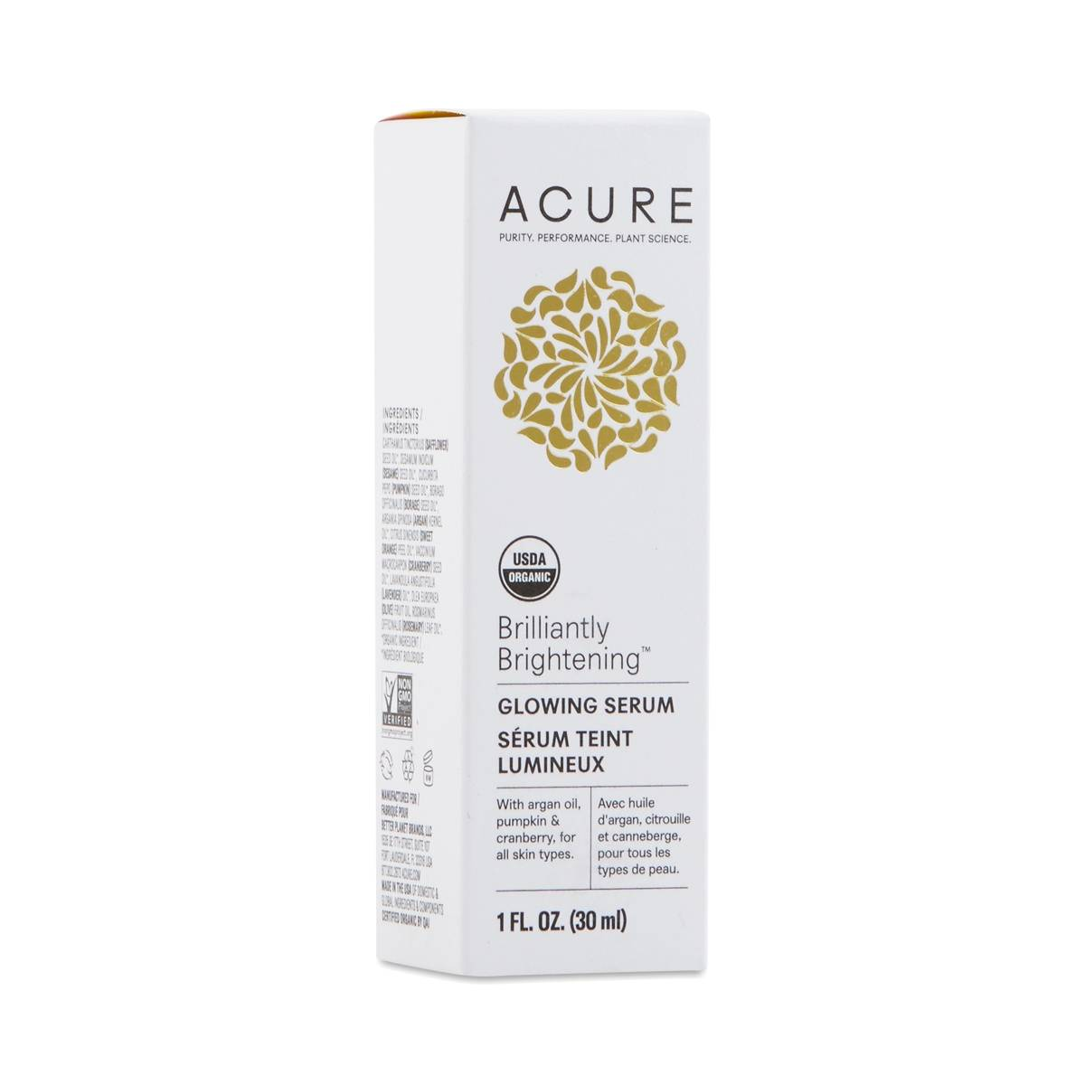 Glowing Facial Serum By Acure
