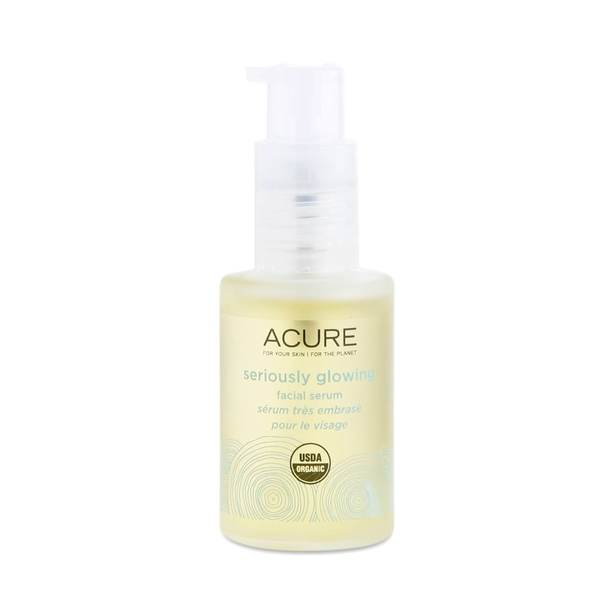 Acure Seriously Firming Facial Serum