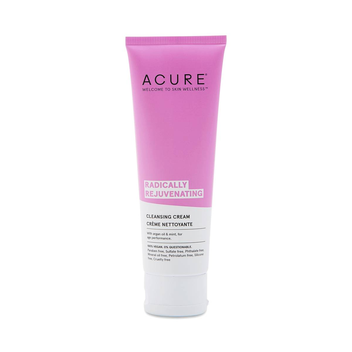 Rejuvenating Cleansing Cream By Acure