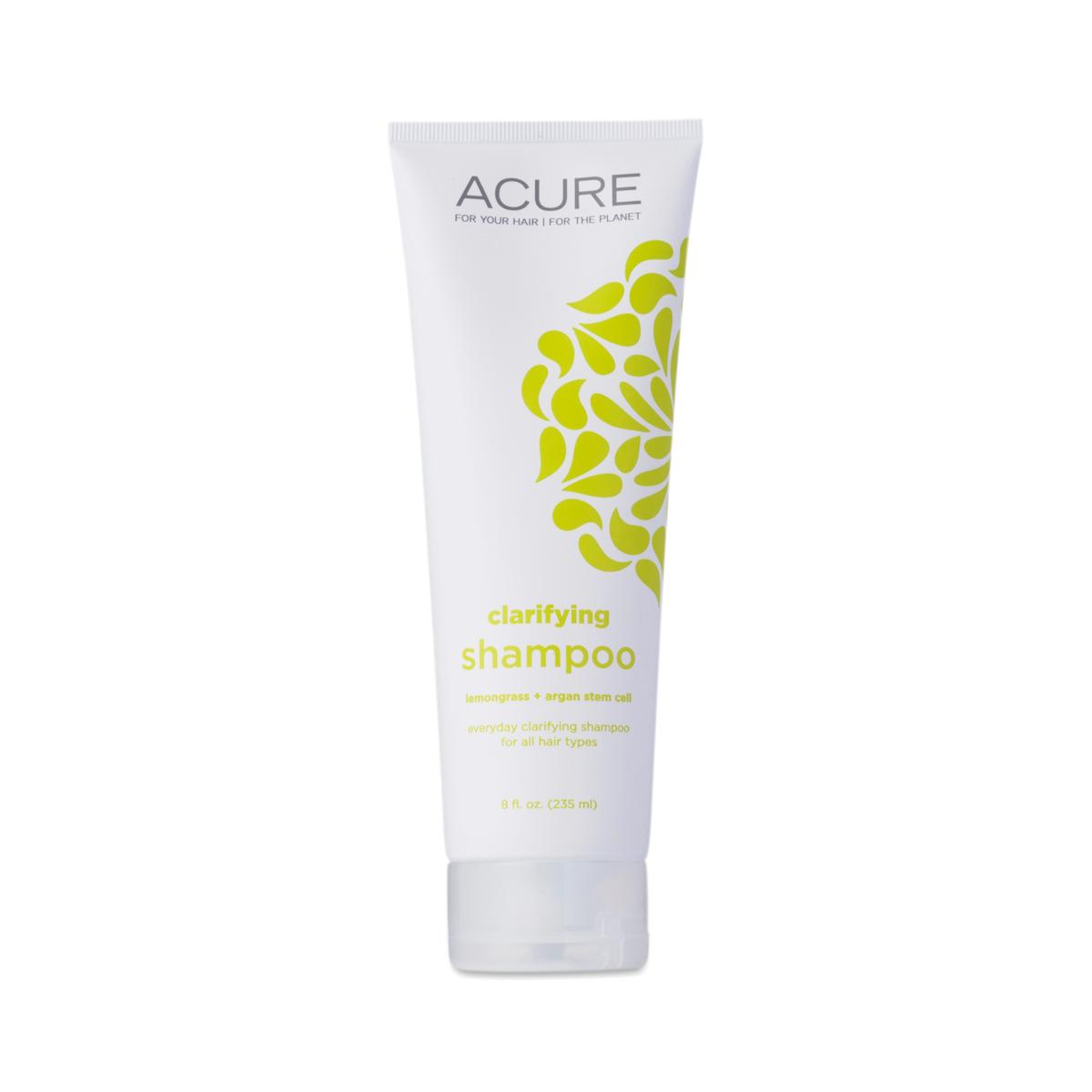 Lemongrass & Argan Stem Cell Shampoo By Acure Organics
