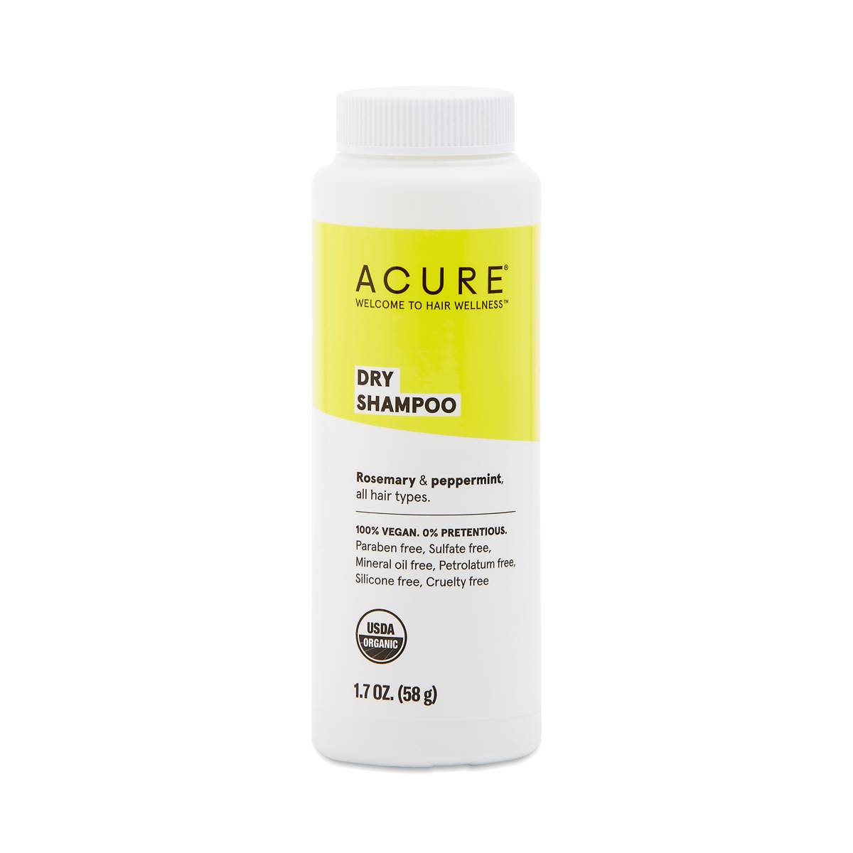 Dry Shampoo by Acure - Thrive Market