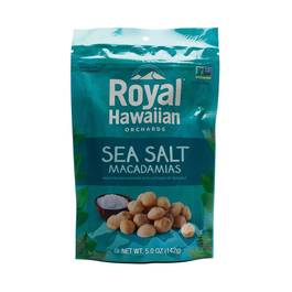 Sea Salt Macadamias