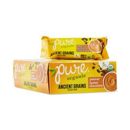 Peanut Butter Chocolate Pure Ancient Grains Bars