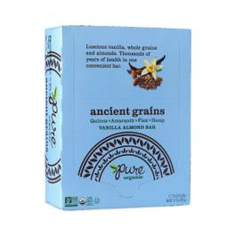 Vanilla Almond Pure Ancient Grains Bars