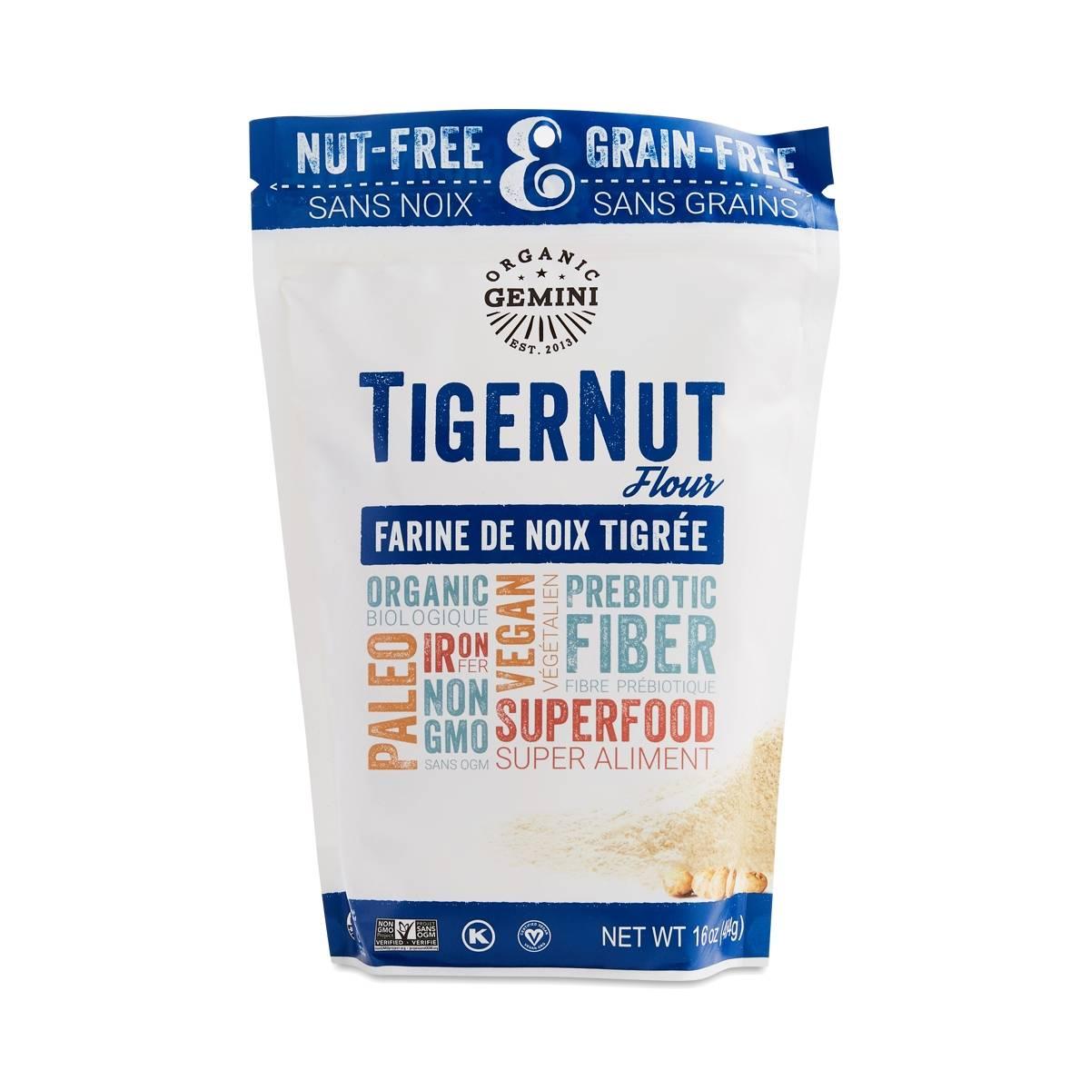 Organic Tigernut Flour By Organic Gemini Thrive Market