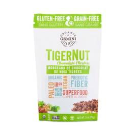 Tigernut Raw Chocolate Clusters