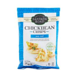 Sea Salt Chickbean Crisps