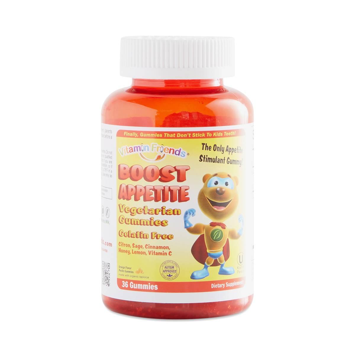 Vitamin Supplements Appetite