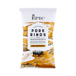 Texas BBQ Pork Rinds