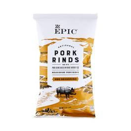 Texas BBQ Pork Rinds