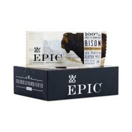 Bison Bacon Cranberry Bars, 6 pack