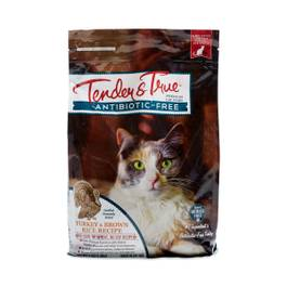 Turkey & Brown Rice Dry Cat Food