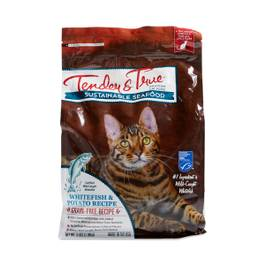 Ocean Whitefish & Potato Dry Cat Food