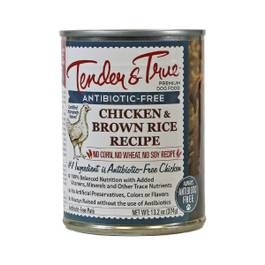 Chicken & Brown Rice Wet Dog Food