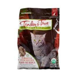 Turkey & Liver Dry Cat Food