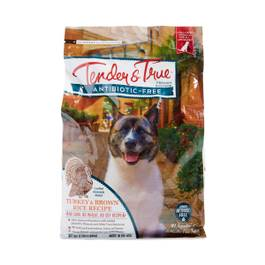 Turkey & Brown Rice Dry Dog Food