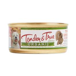 Organic Turkey & Liver Wet Dog Food
