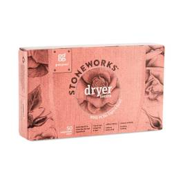Rose Petal Dryer Sheets