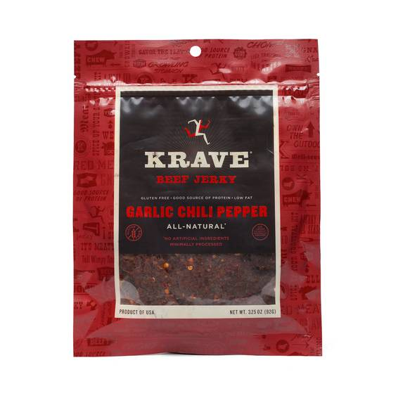 Beef Jerky - Garlic Chili Pepper