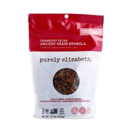 Ancient Grain Granola Cereal Cranberry Pecan