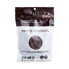 Chocolate Sea Salt Probiotic Granola