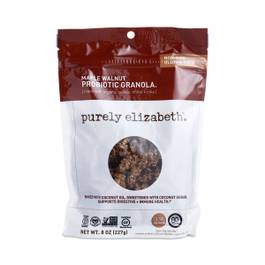 Maple Walnut Probiotic Granola